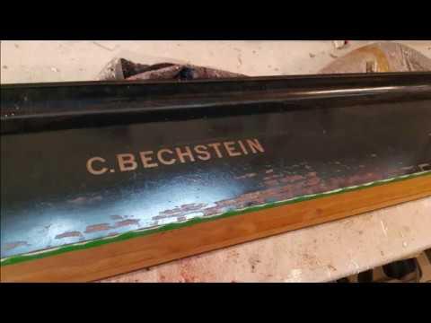 Bechstein IV (1896) Restauration