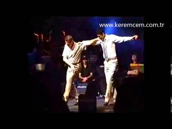Keremcem-Harbiye Açıkhava Konseri-Sirtaki-2005