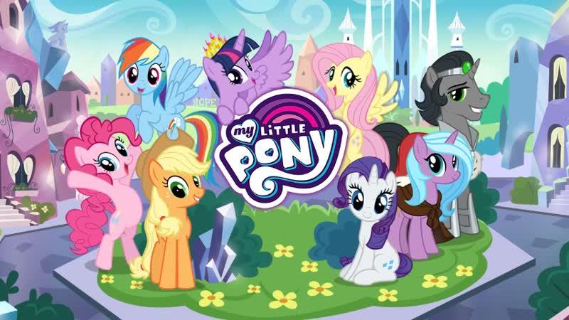My little pony дружба это чудо, 3 сезон 6 серия.Неспящие в Понивилле