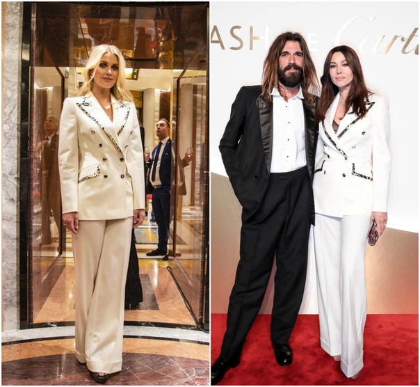 Модная битва: Китти Спенсер против Моники Беллуччи