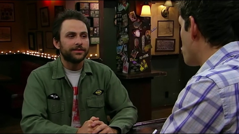 When was the last time we played Nightcrawlers?- It's Always Sunny In Philadelphia