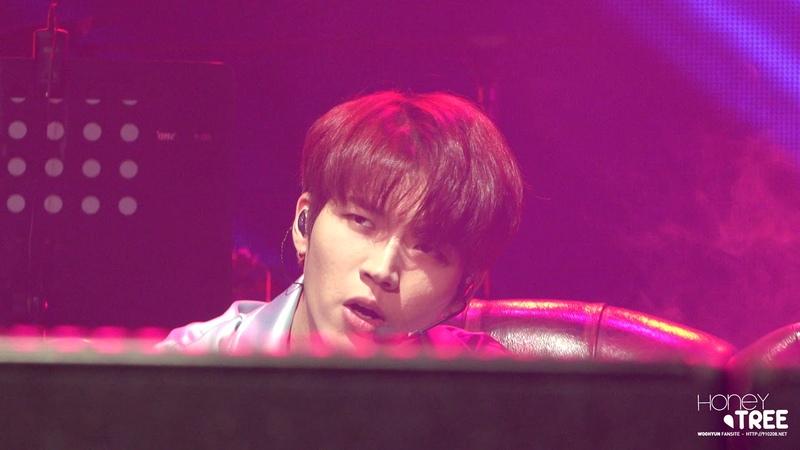 [03.11.18] Концерт Ухёна Arbor Day, день 2 | Nam Woohyun - I Swear