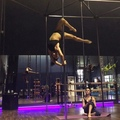 JAMILLA DEVILLE on Instagram A flowy spinny sequence for my girls last night. I wonder, was this a cool down from teaching two pole classes in a ...