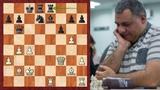 Kingscrusher OTB Game Nimzo-Larsen Attack @ BarnetChessClub.com - North Circular Chess League