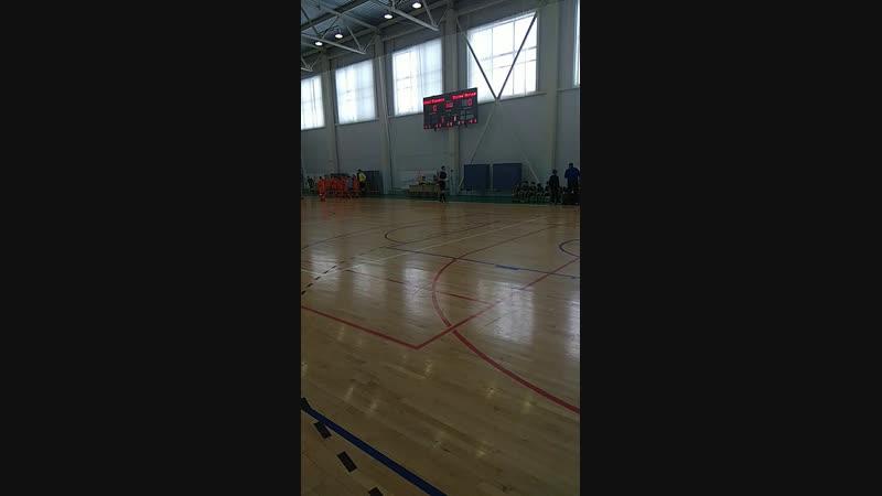 Первенство пермского края по мини-футболу. Старт (Соликамск)-Спутник (Верещагино)