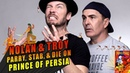 Nolan North and Troy Baker Parry, Stab, and Die on Prince of Persia