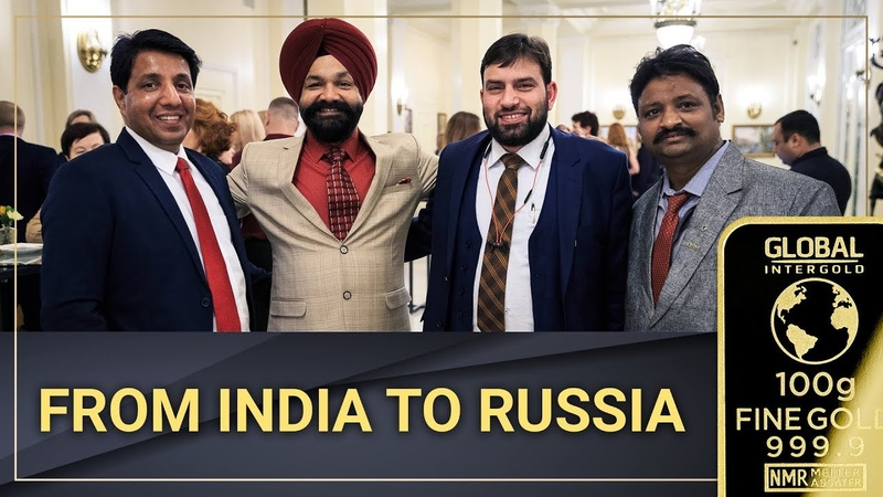 From India to Russia | Global InterGold