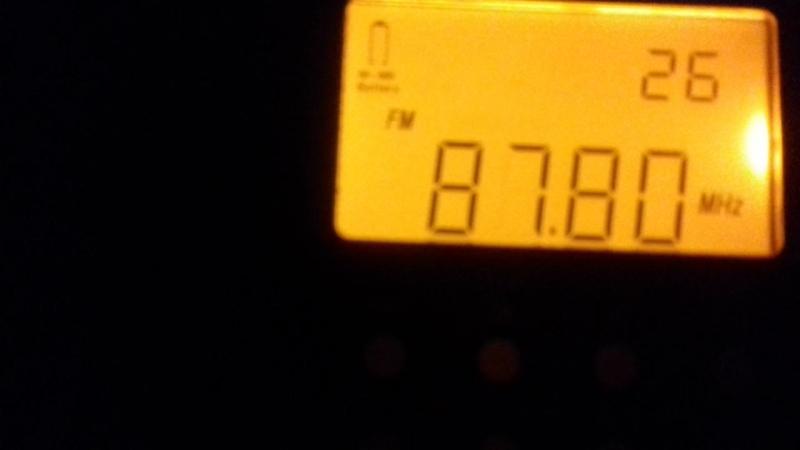 87 8 Radio Dei Mikkeli ~154km