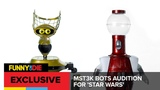 Leaked 'Star Wars' Auditions With The Bots From MST3K