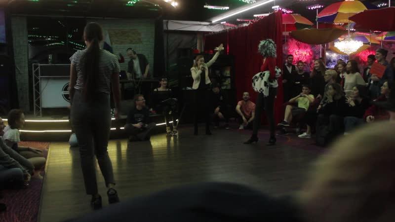 DoubleVfest Waack Beg Battles Inzilya vs Nastya