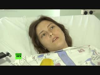 Пострадавшая при нападении в Керчи: «Я просто упала и поползла»