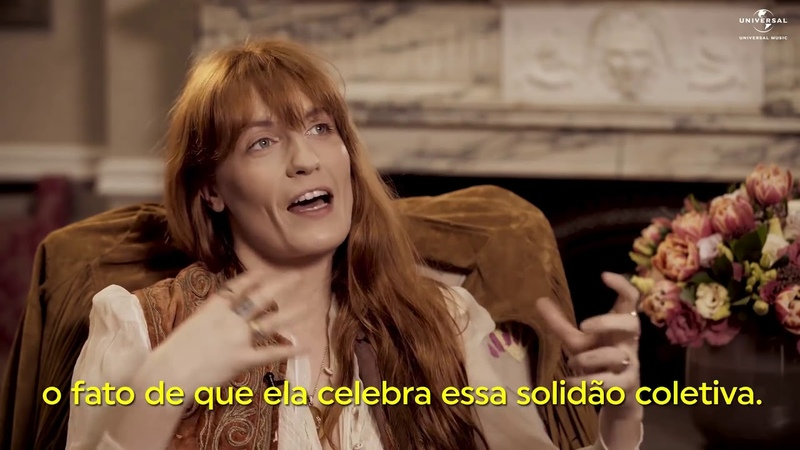 Florence The Machine: High As Hope (Interview)