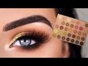 NEW Morphe 35G Bronze Goals Eyeshadow Palette | Eye Makeup Tutorial