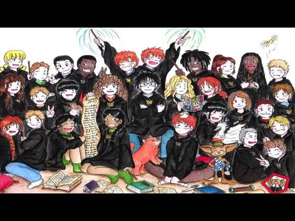 Аудиокнига Гарри Поттер и Тайная комната часть 2