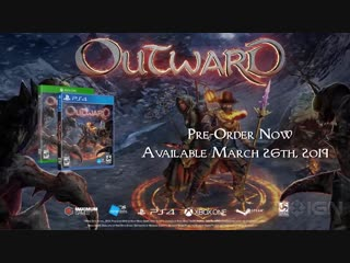 Outward take a backpacking tour of its fantasy world