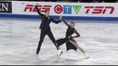 Victoria SINITSINA / Nikita KATSALAPOV RUS Rhythm Dance 2018 Skate Canada