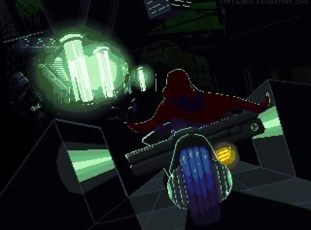 Cathode Ray Rider
