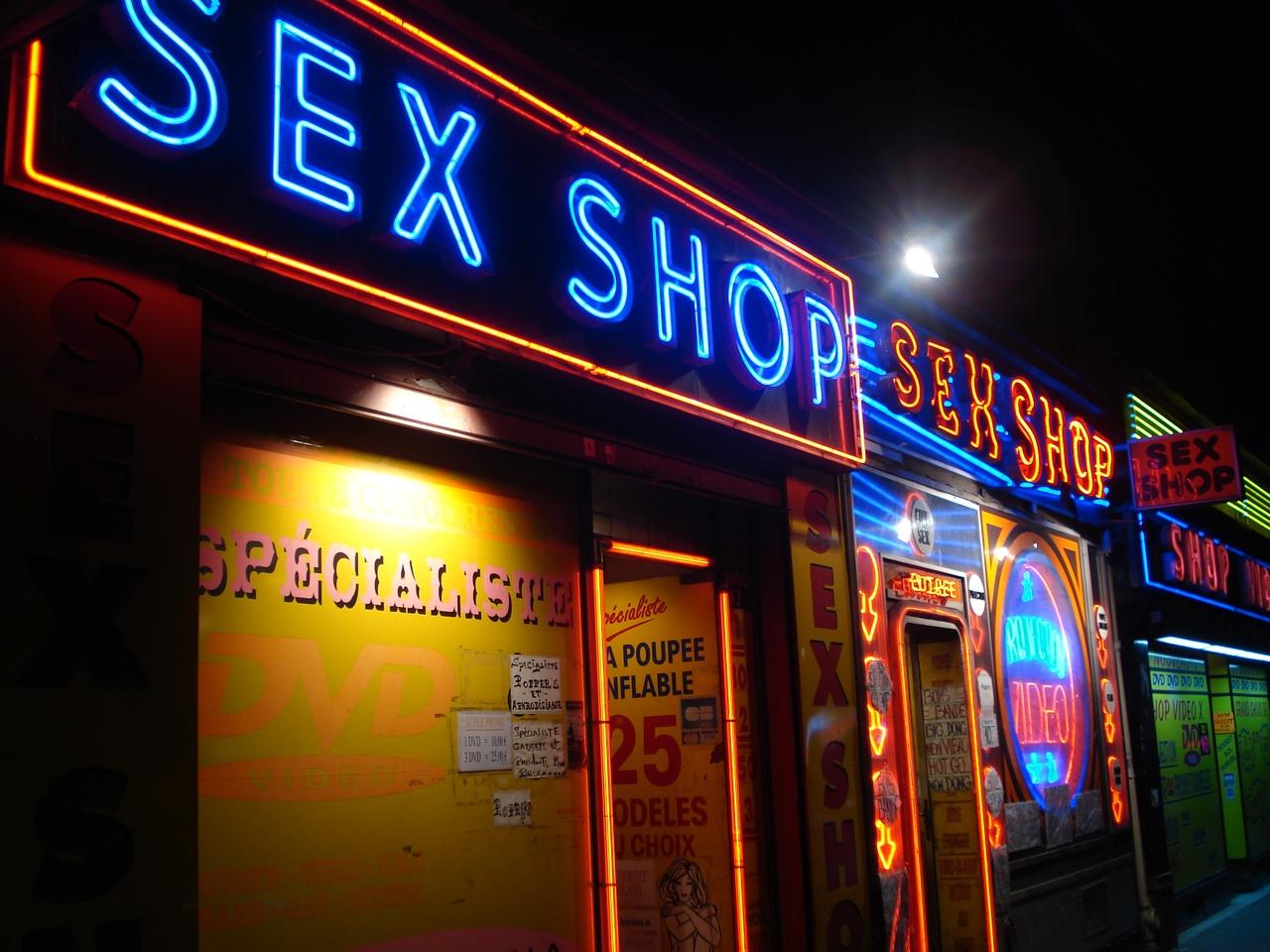 Где лучше покупать секс игрушки