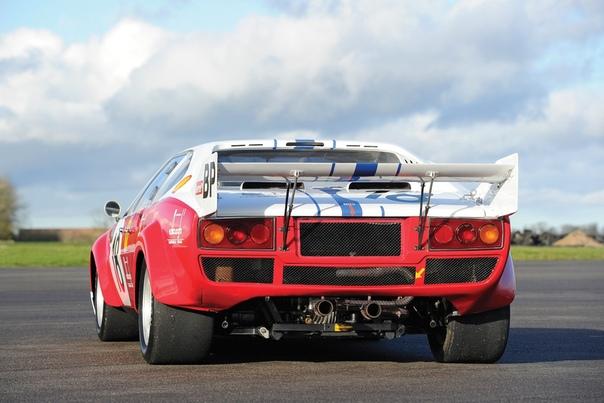 Очень редкие: 1974 Dino 308 GT4