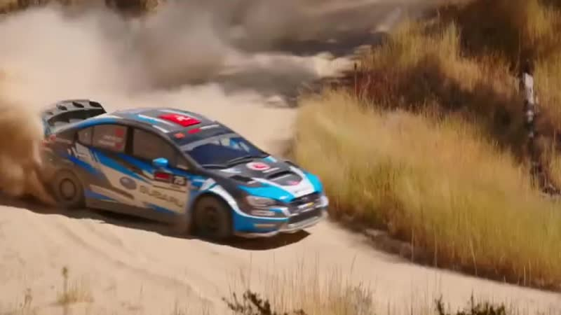 Subaru Rally Team USA - Subaru WRX STI