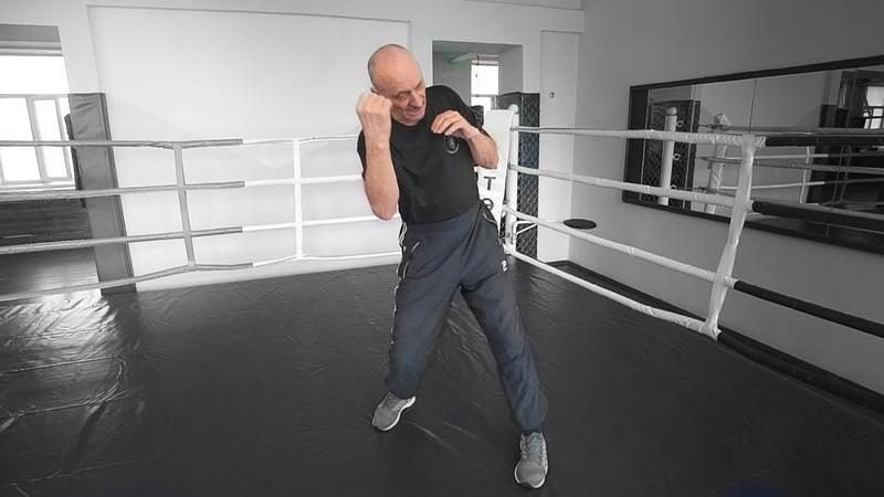 Это должен уметь каждый боксер Марк Мельцер показал защиту