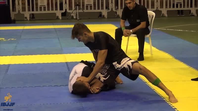 Alexandre Vieira vs Ávila Guilhermino _ Belo Horizonte Winter Open 2019