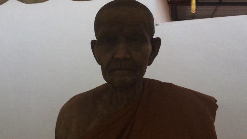 ✅ Восковые фигуры буддистских монахов (Паттайя)