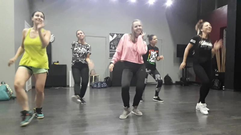 Routine by Narina Chopa Dance First 26 09 2018