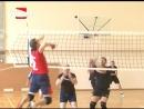 Соревнования по волейболу среди мужских команд