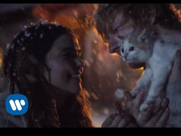 Ed sheeran — perfect.