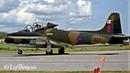 [HD] BAC-167 Strikemaster display - Aero Gatineau Ottawa 2018