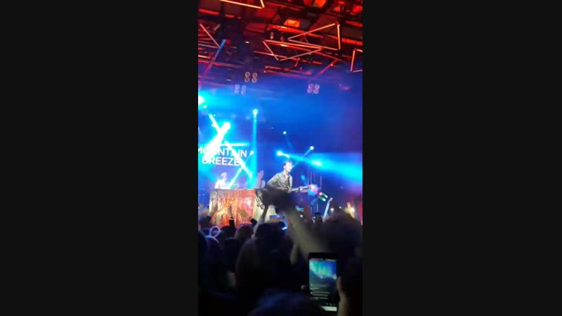 Клуб Atlas, концерт MELOVINa , Киев, 13 декабря 2018