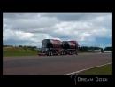 SCANIA R620 V8 AIRBRUSH TRUCK AUVINEN GUNFIGHTER SUPERTRUCK