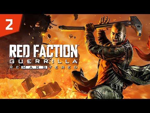 RED FACTION: GUERRILLA RE-MARS-TERED: ПРОХОЖДЕНИЕ | РАЗРУШИТЕЛЬНЫЙ ГЕЙМПЛЕЙ » Freewka.com - Смотреть онлайн в хорощем качестве