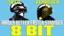Harder Better Faster Stronger 2018 Remaster 8 Bit Tribute to Daft Punk - 8 Bit Universe