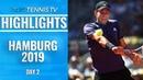Thiem, Zverev Fognini on FIRE as all advance easily Hamburg 2019 Highlights Day 2