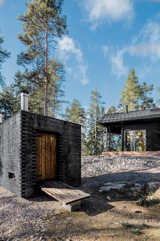 Частный дом в Финляндии