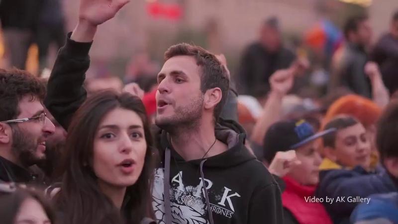Nor Hayastan Haxtanak 2 Velvet Revolution New Armenia Victory