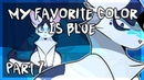【My Favorite Color Is Blue - Darktail (Warrior Cats) | PMV MAP Part 7】(warning: flashing!)