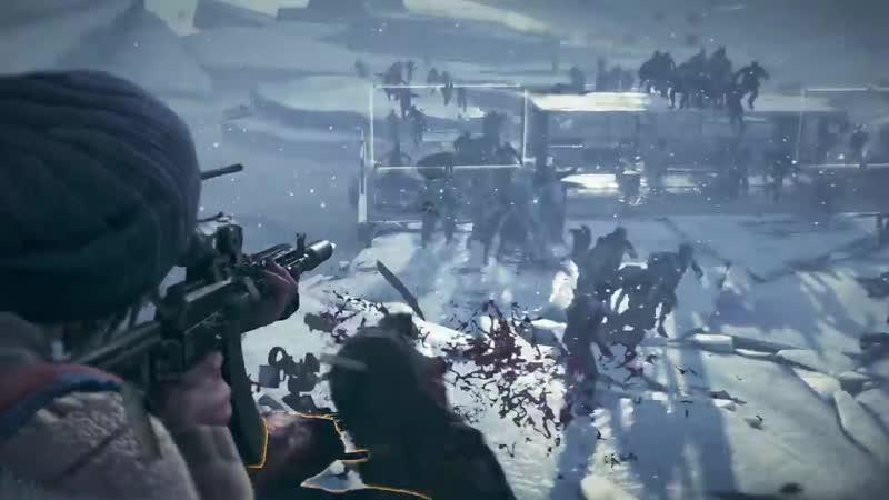 Релизный трейлер World War Z