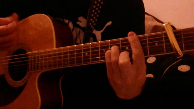 Бекхан Барахоев Печаль на гитаре