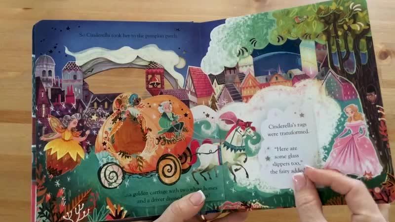 Peep Inside a Fairy Tale Cinderella - Usborne.mp4