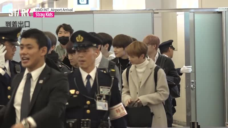 181211 Аэропорт Ханэда Япония
