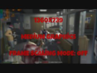 [Yeç Edition] AMD RADEON 520 + İ5 8250U GTA 5 PERFORMANSI (GTA 5 PERFORMANCE)