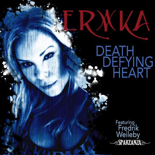 Erika альбом Death Defying Heart