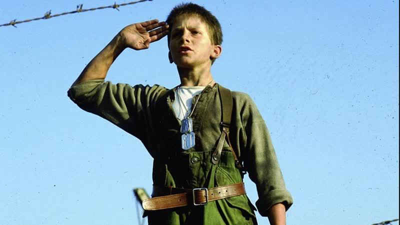 Империя Солнца Бэйл Малкович Военный драма биография 1987 США BDRip 1080p