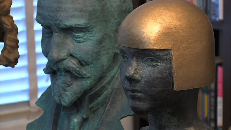 3D Printers Allow Home Replication of Famous Sculptures