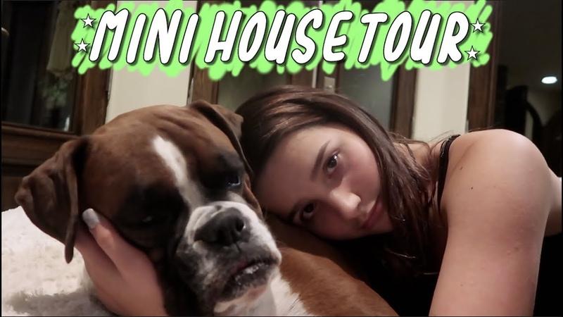 Mini House Tour Game Night (WK 411.2) | Bratayley