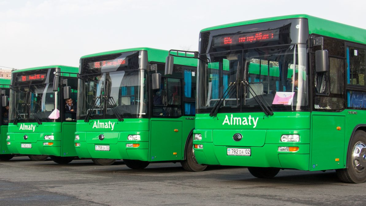 Акимат Алматы подал в суд на Green Bus Company: Сумма иска 14,6 млрд тенге