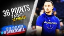 Stephen Curry Full Highlights 2019.02.21 Warriors vs Kings - 36-7 Asts-10 Threes! | FreeDawkins